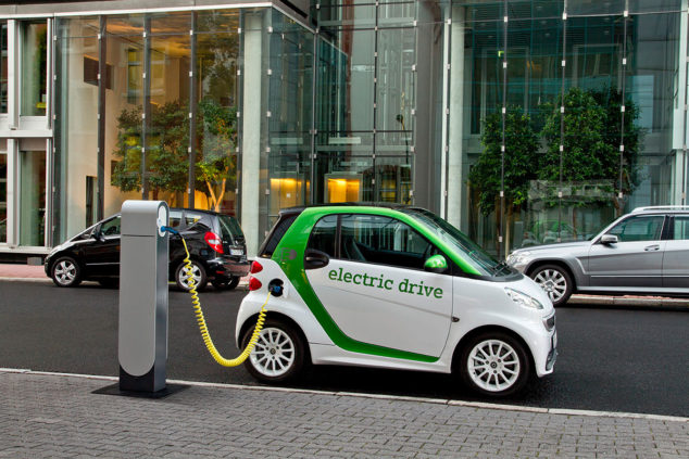 Which Car Companies Have Electric Cars