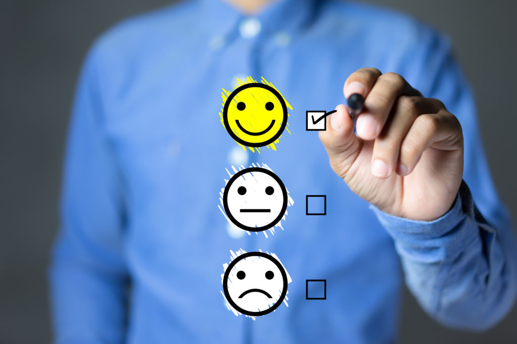 You should start staff appraisals with positive feedback