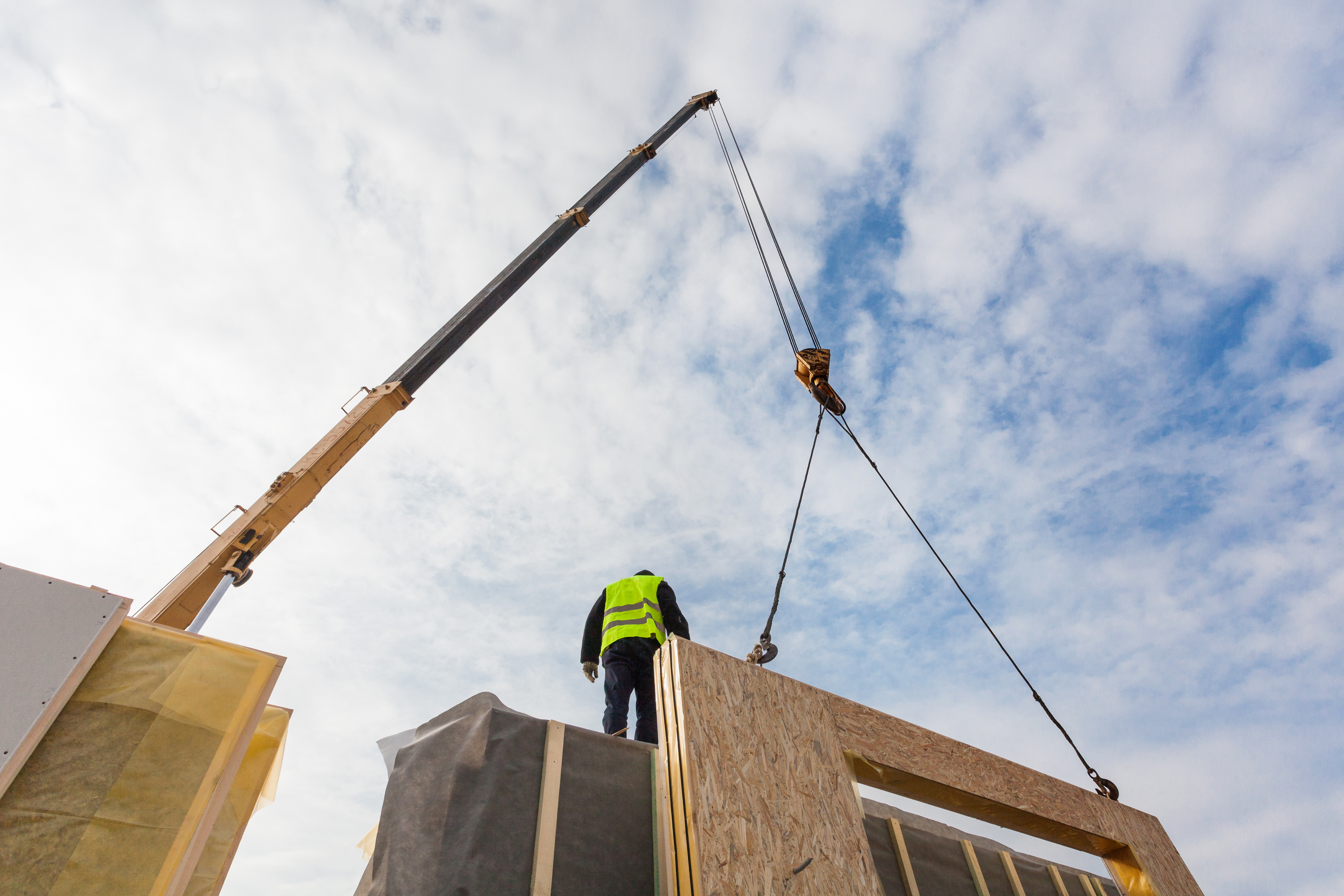 Construction subcontractors forced to accept contracts or for Finding subcontractors