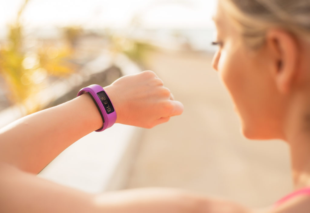 Fitness trackers play a key role in the digital transformation