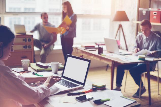 how smes can achieve corporate style offices on a budget