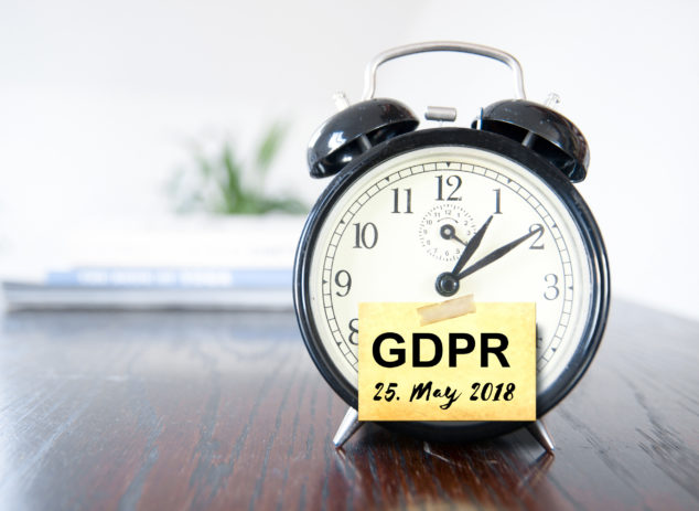 The final deadline for GDPR compliance is drawing closer