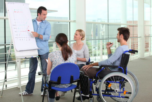 There has been a lot of recent change for disabled employees